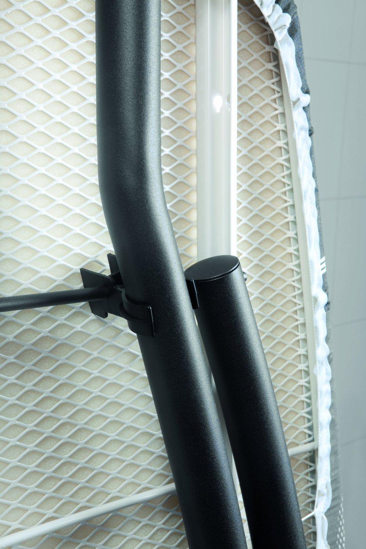 Доска гладильная с жаропрочной зоной Brabantia, 135х45 см, серый Brabantia 345647 фото 5