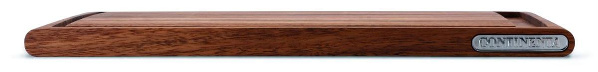 Доска разделочная Continenta Akazie, 43x29x2,4 см, дерево, коричневый Continenta 4821 фото 1