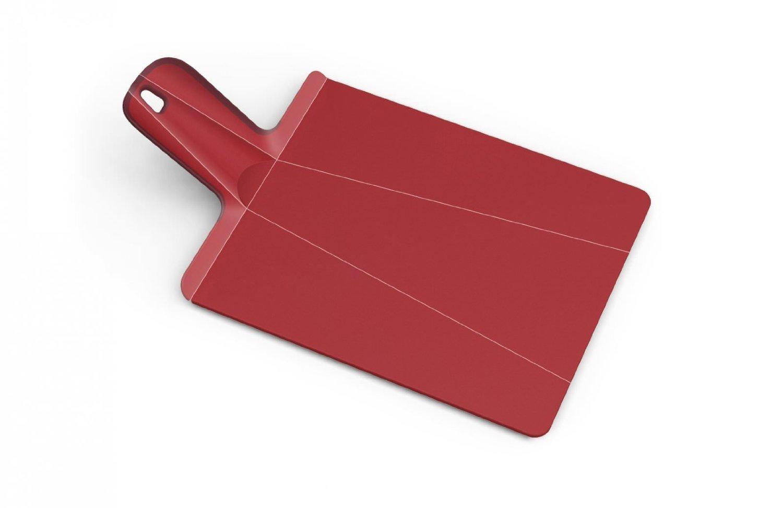 Онлайн каталог PROMENU: Доска разделочная Joseph Joseph chop2pot, 38х21х1,5 см, красный Joseph Joseph NSR016SW