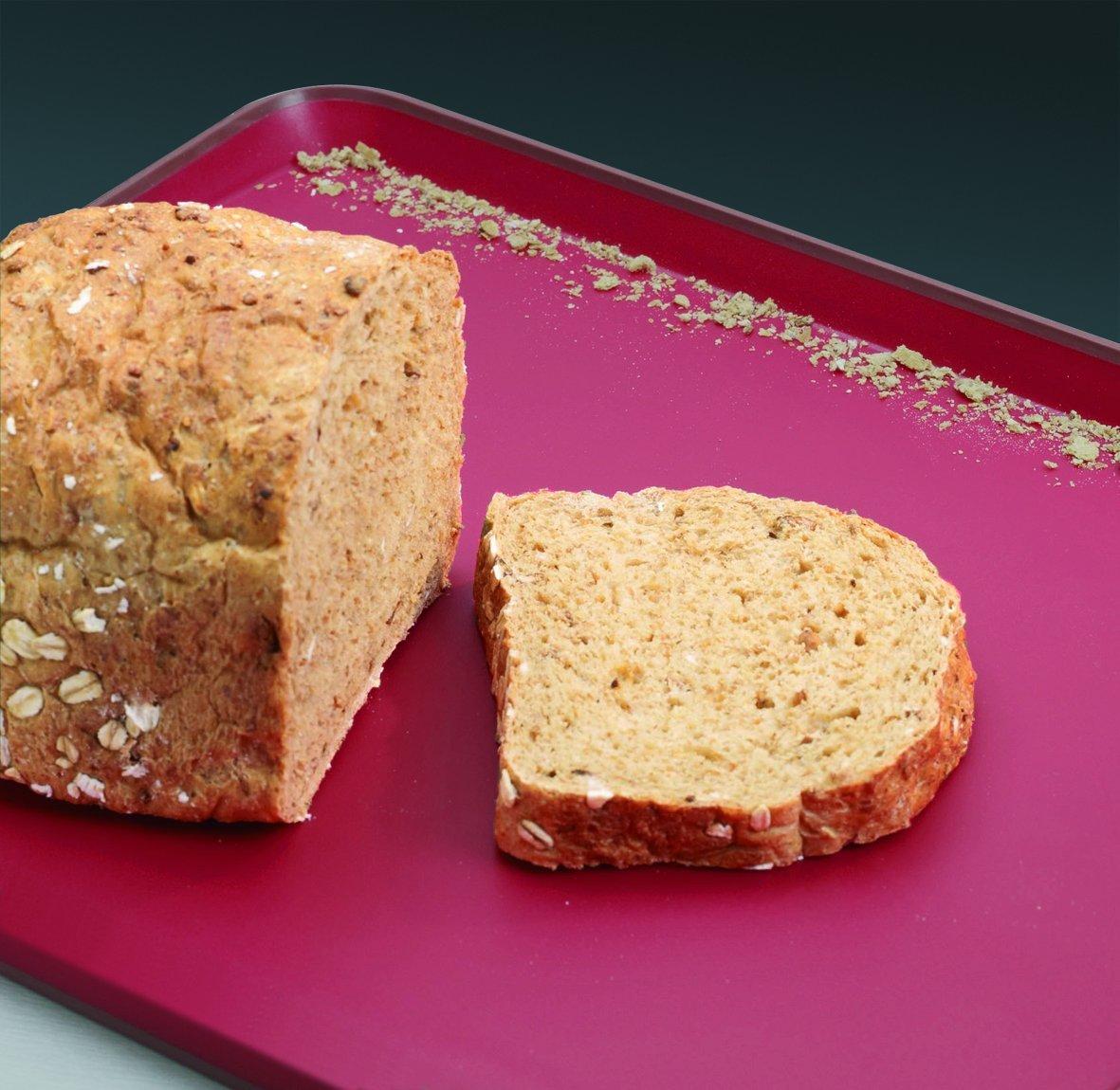 Доска разделочная для мяса Joseph Joseph cut&carve plus, двухсторонняя, 29x22,5x2 см, красный Joseph Joseph 60014 фото 4