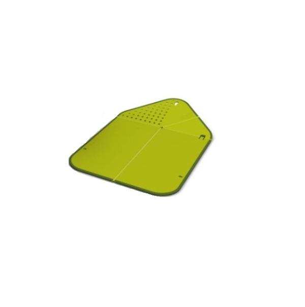 Онлайн каталог PROMENU: Доска разделочная складная Joseph Joseph RINSE AND CHOP, 43x28x0,5 см, зеленый Joseph Joseph GCR016SW