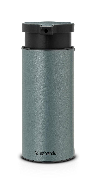 Онлайн каталог PROMENU: Дозатор для жидкого мыла Brabantia, объем 0,2 л, мятный с черным Brabantia 107467