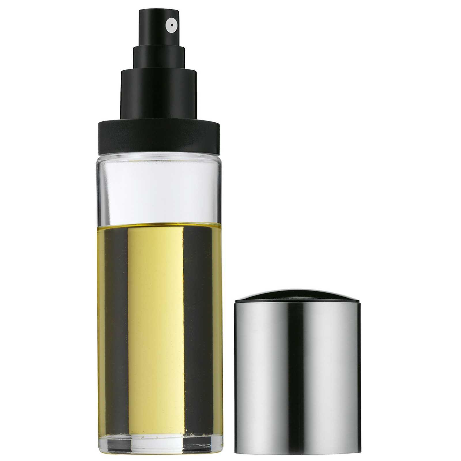 Онлайн каталог PROMENU: Бутылка с распылителем для уксуса WMF, высота 17 см, прозрачный с черным WMF 06 1927 6030