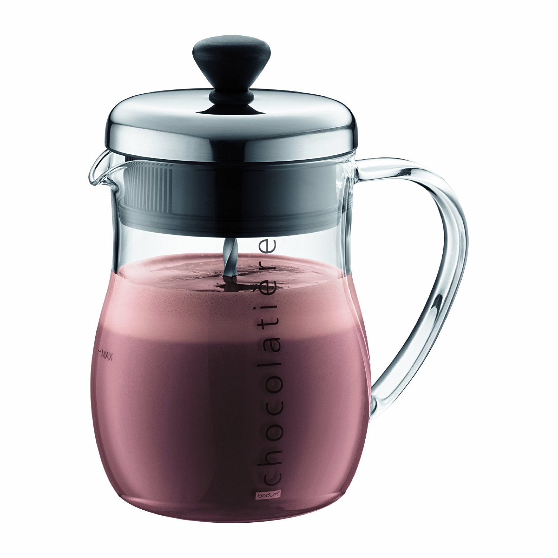 Онлайн каталог PROMENU: Емкость для горячего шоколада Bodum, 0,5 л                               10796-16