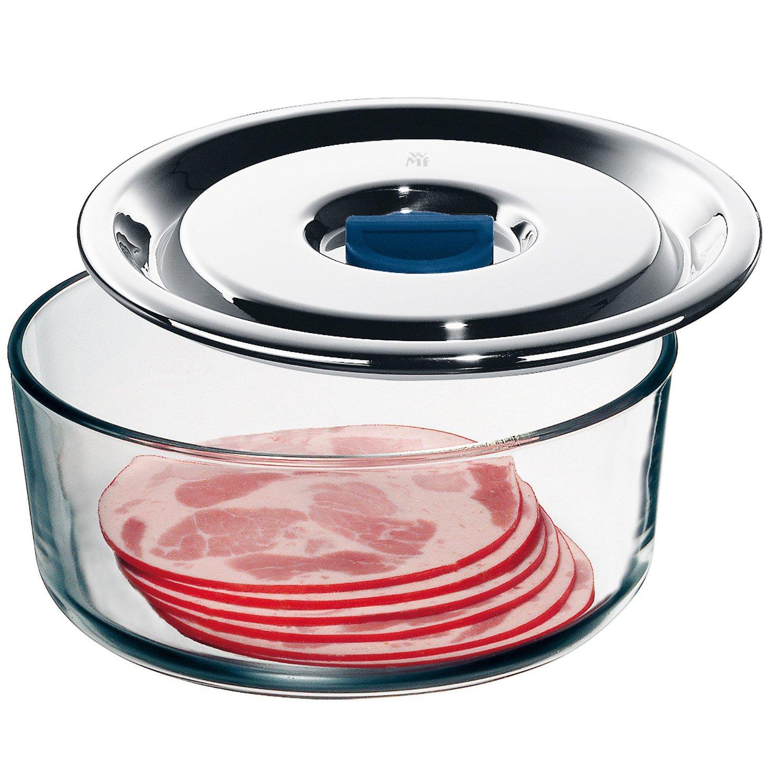 Емкость для продуктов WMF, диаметр 15 см, прозрачный с серебристым WMF 06 5486 6040 фото 5