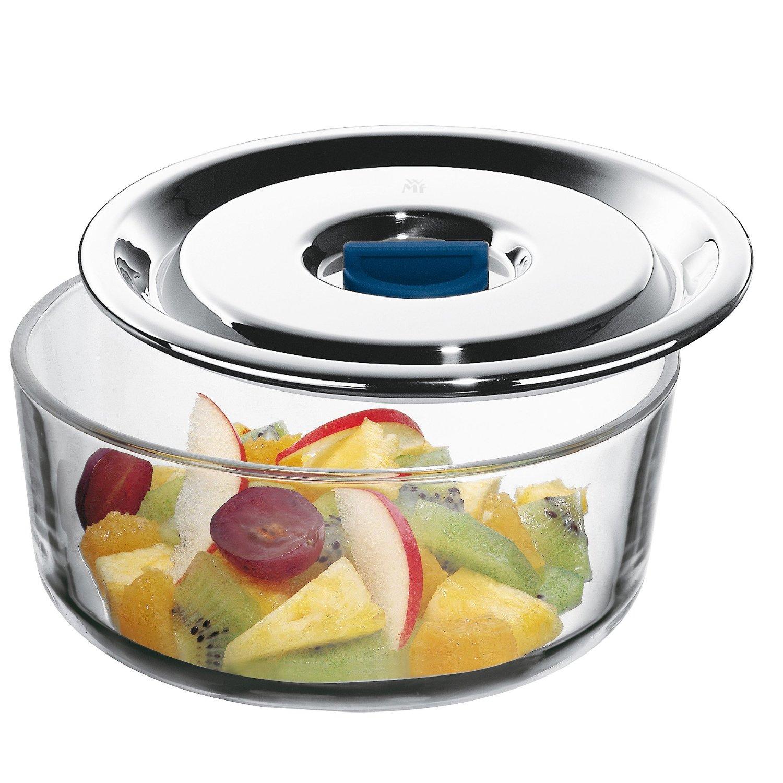 Емкость для продуктов WMF, диаметр 15 см, прозрачный с серебристым WMF 06 5486 6040 фото 3