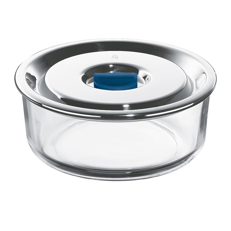 Емкость для продуктов WMF, диаметр 15 см, прозрачный с серебристым WMF 06 5486 6040 фото 0