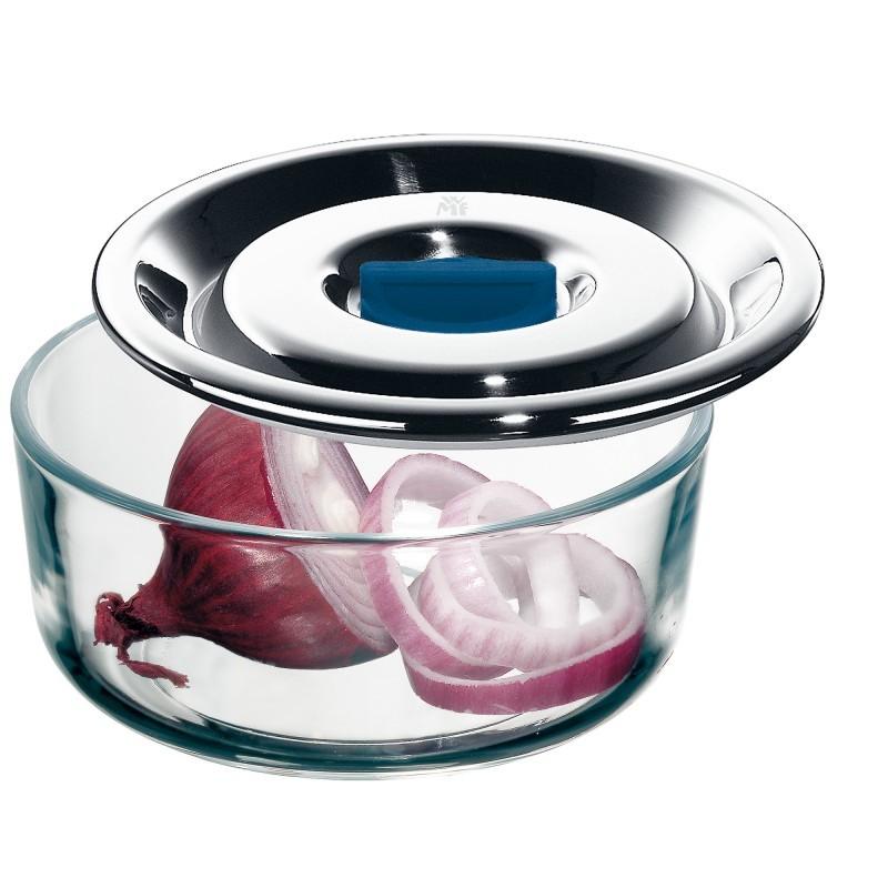 Емкость для продуктов WMF, диаметр 15 см, прозрачный с серебристым WMF 06 5486 6040 фото 1