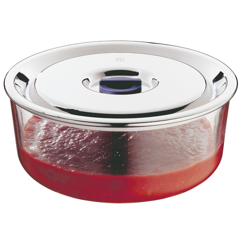 Емкость для продуктов WMF, диаметр 18 см, прозрачный с серебристым WMF 06 5487 6040 фото 4