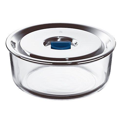 Онлайн каталог PROMENU: Емкость для продуктов WMF, диаметр 18 см, прозрачный с серебристым WMF 06 5487 6040