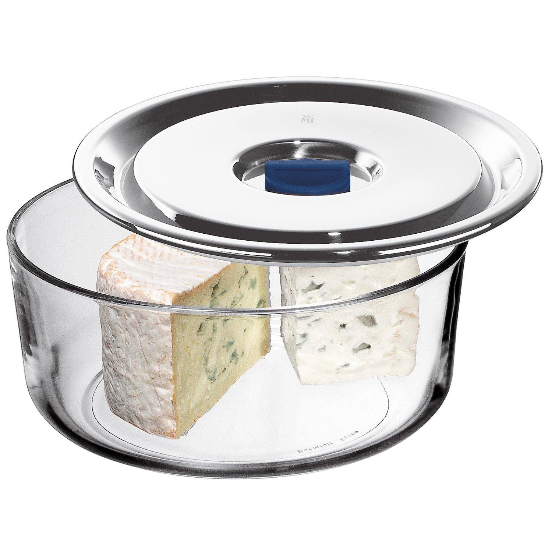 Емкость для продуктов WMF, диаметр 18 см, прозрачный с серебристым WMF 06 5487 6040 фото 5