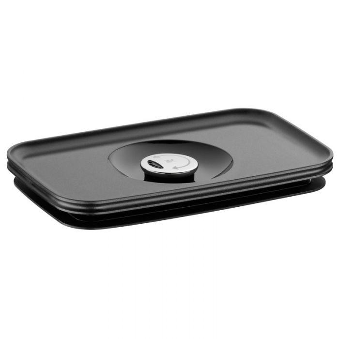 Емкость с крышкой для продуктов 21х13 см WMF Depot Fresh, прозрачный с серым WMF 06 5991 6630 фото 4