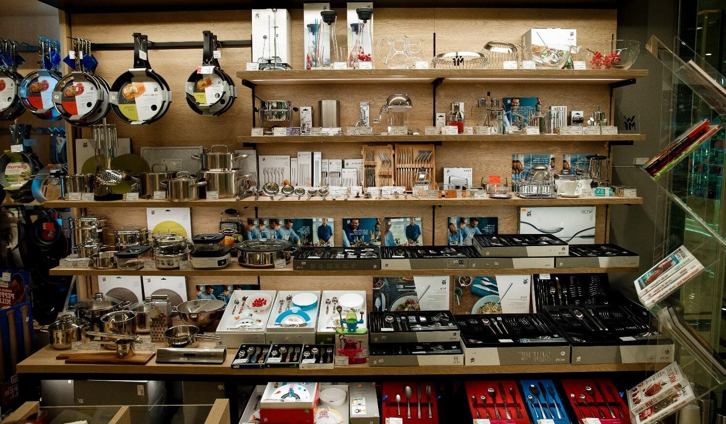 Емкость с крышкой для продуктов 21х13 см WMF Depot Fresh, прозрачный с серым WMF 06 5991 6630 фото 5