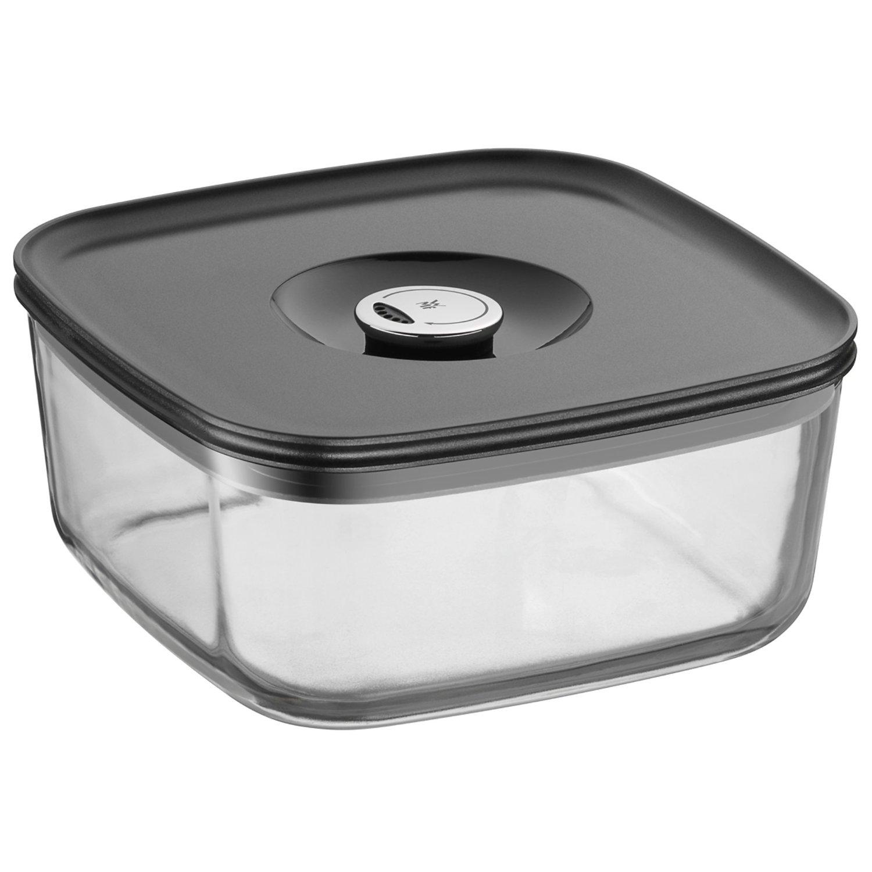 Онлайн каталог PROMENU: Емкость для продуктов с крышкой WMF Depot Fresh, 19х19 см, прозрачный с серым WMF 06 5994 6630