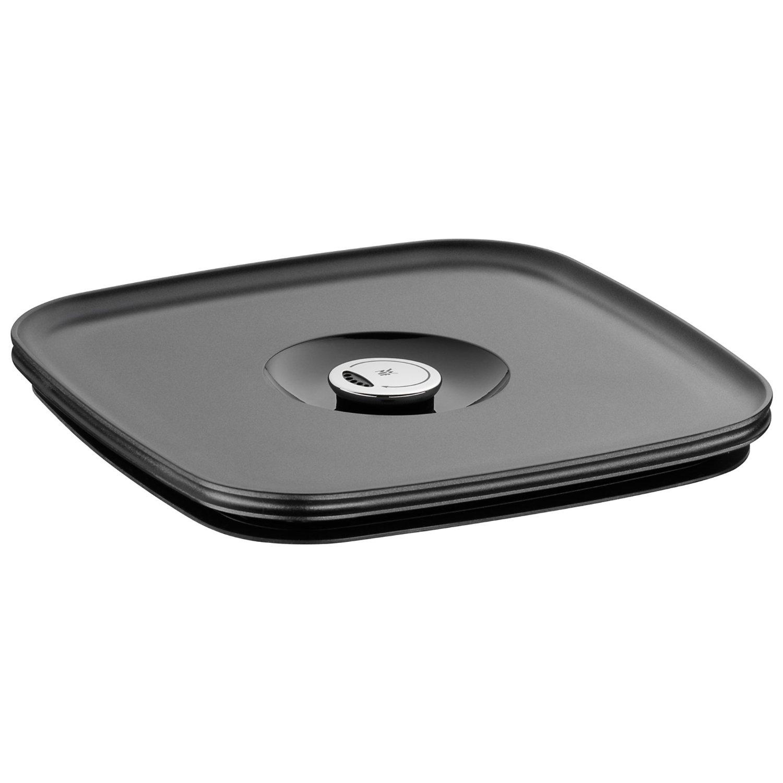 Емкость для продуктов с крышкой WMF Depot Fresh, 22х22 см, прозрачный с серым WMF 06 5995 6630 фото 4