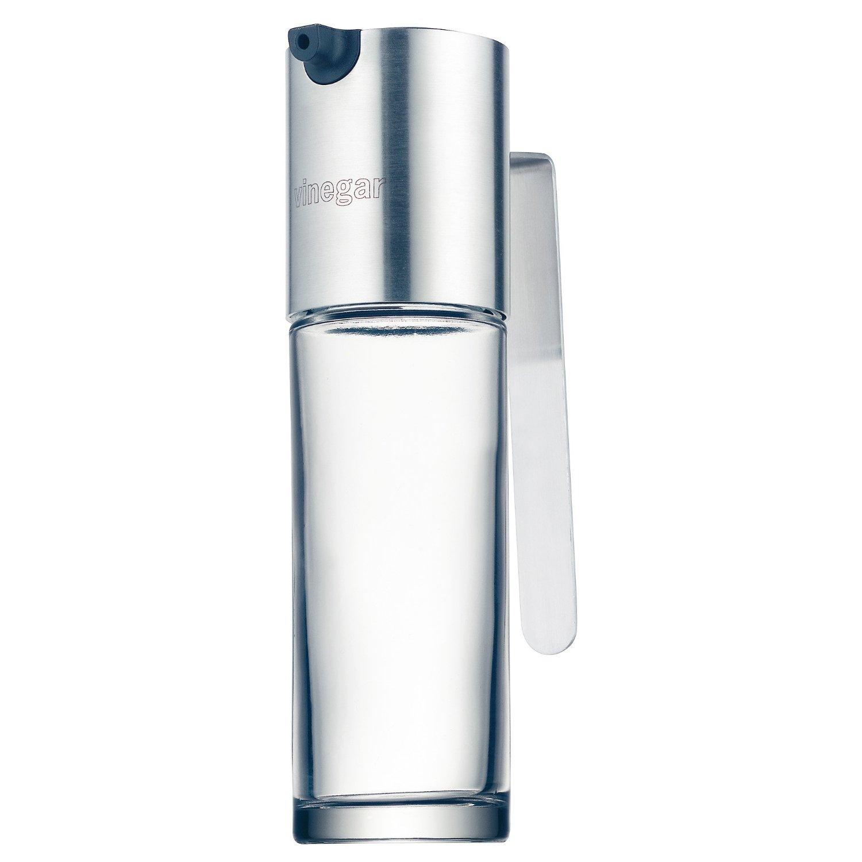 Емкость для уксуса WMF, объем 0,12 л, прозрачный с серебристым WMF 06 1915 6030 фото 1