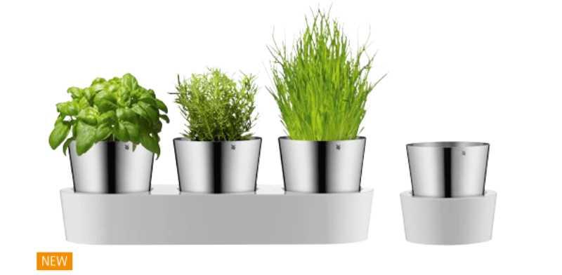 Емкость с гидросистемой для выращивания зелени WMF Gourmet WMF 06 4131 6040 фото 2