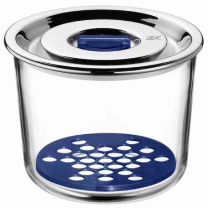 Онлайн каталог PROMENU: Емкость с крышкой для продуктов WMF Top Serve, диаметр 13 см WMF 06 5499 6020