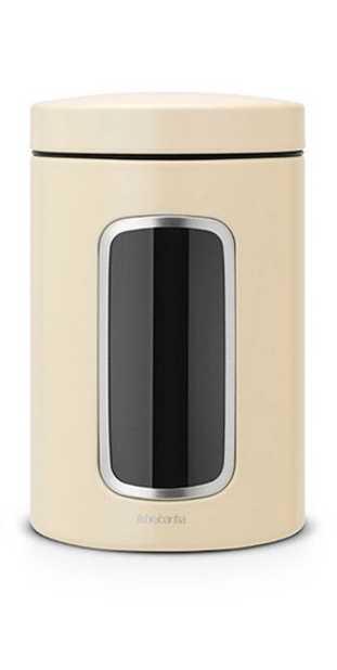 Онлайн каталог PROMENU: Емкость с крышкой для продуктов Brabantia, объем 1,4 л, кремовый Brabantia 380341/3