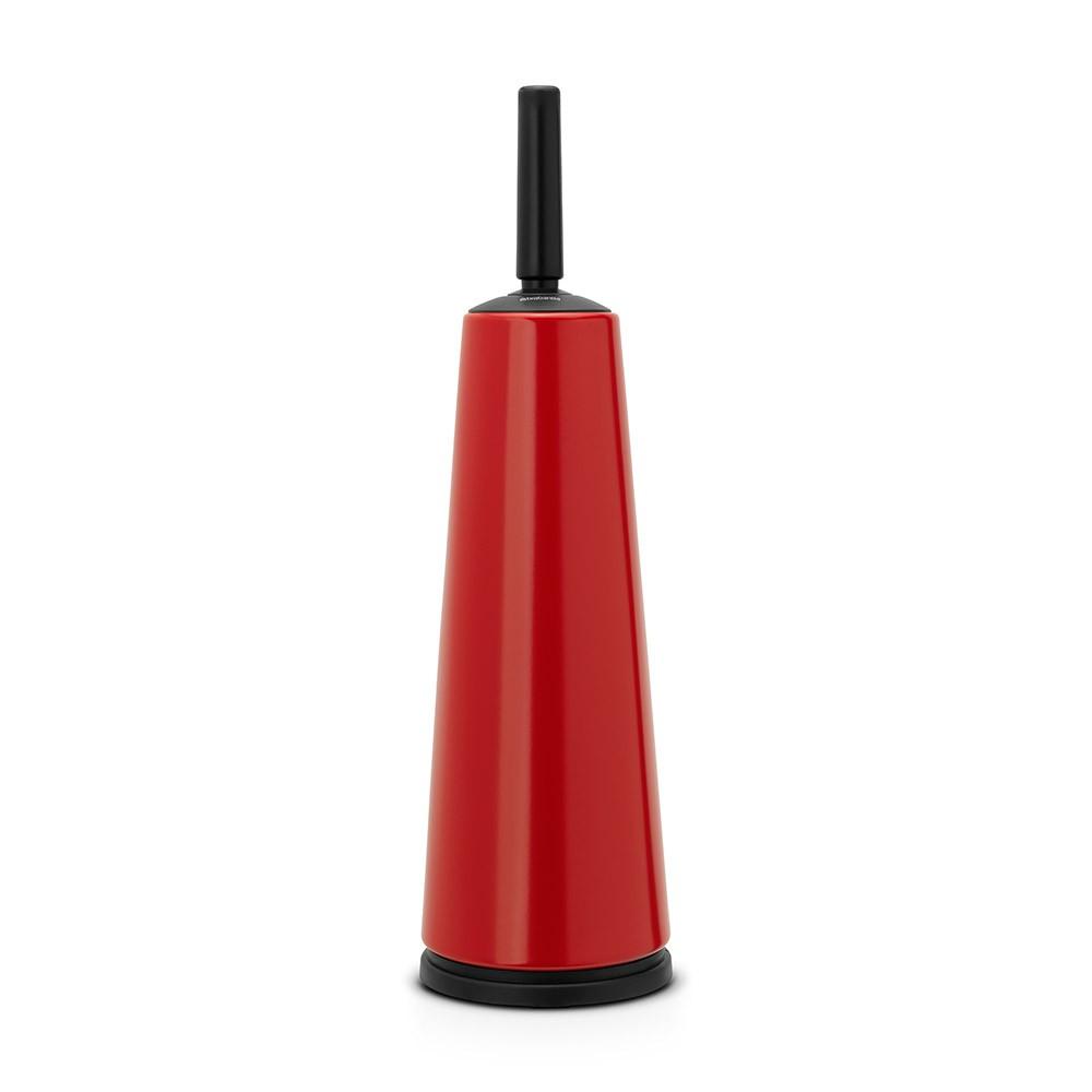 Ершик туалетный с держателем Brabantia, красный с черным Brabantia 107849 фото 1