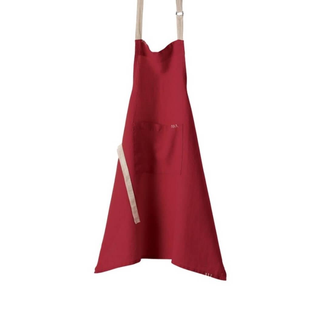 Онлайн каталог PROMENU: Фартук кухонный Winkler Victory, 80х85 см, красный                                   2461032000