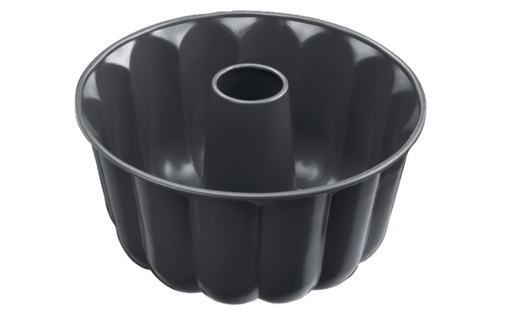 Онлайн каталог PROMENU: Форма для кекса Kaiser Backform LA FORME PLUS, диаметр 24 см, черный Kaiser Backform 23 0063 7167