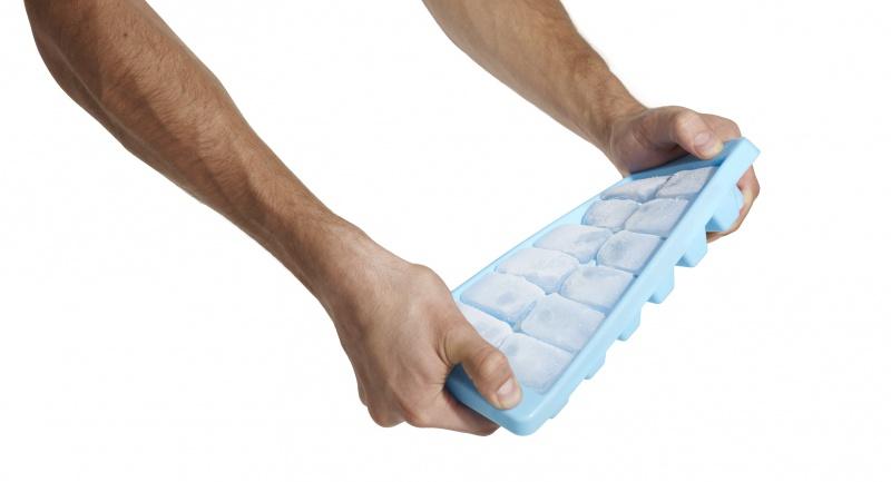 Форма для льда Joseph Joseph QUICKSNAP, 27,5х11,5х4 см, белый Joseph Joseph ICET0100SW фото 4