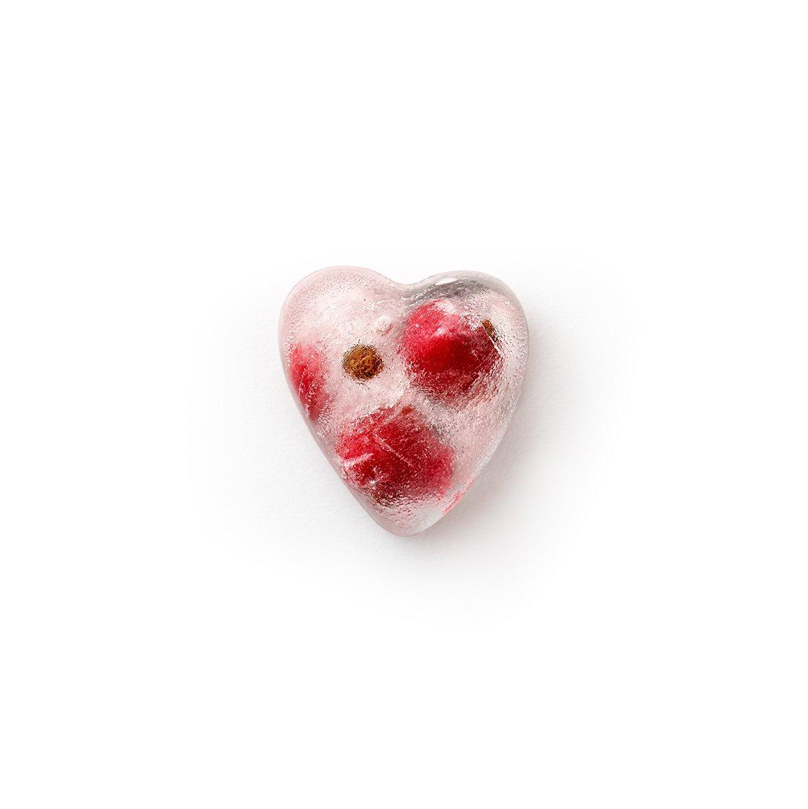 """Форма для льда """"сердечки"""" Lekue, 22х11 см, красный Lekue 0850200R01C150 фото 3"""