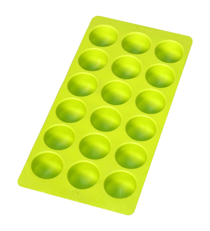 "Онлайн каталог PROMENU: Форма для льда ""шарики"" Lekue, 22х11 см, зеленый Lekue 0620200V02C150"