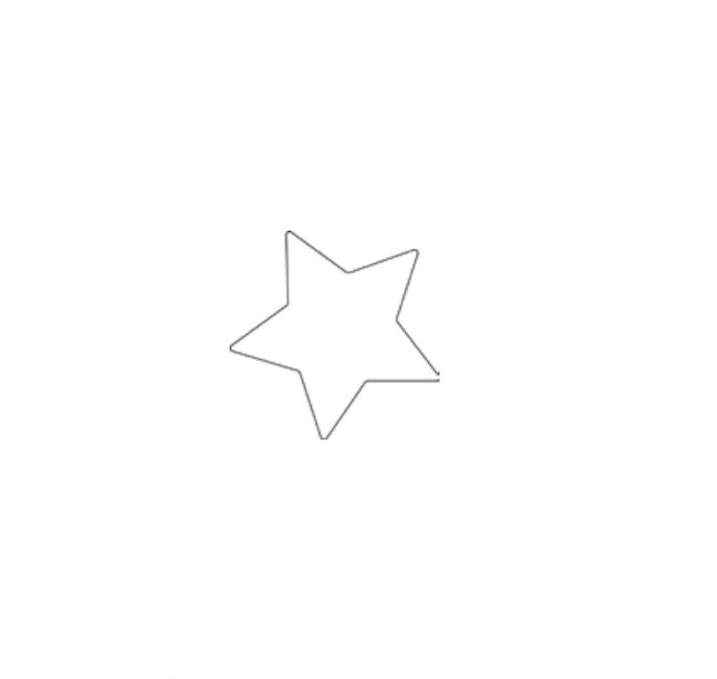 "Онлайн каталог PROMENU: Форма для печенья ""Звездочка"" Kaiser Backform COOKIE, 6х6х2,5 см, серебристый                               23 0060 4206/1"