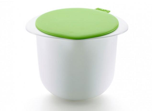 Форма для приготовления домашнего творога Lekue, объем 1 л, зеленый Lekue 0220100V06M017 фото 1