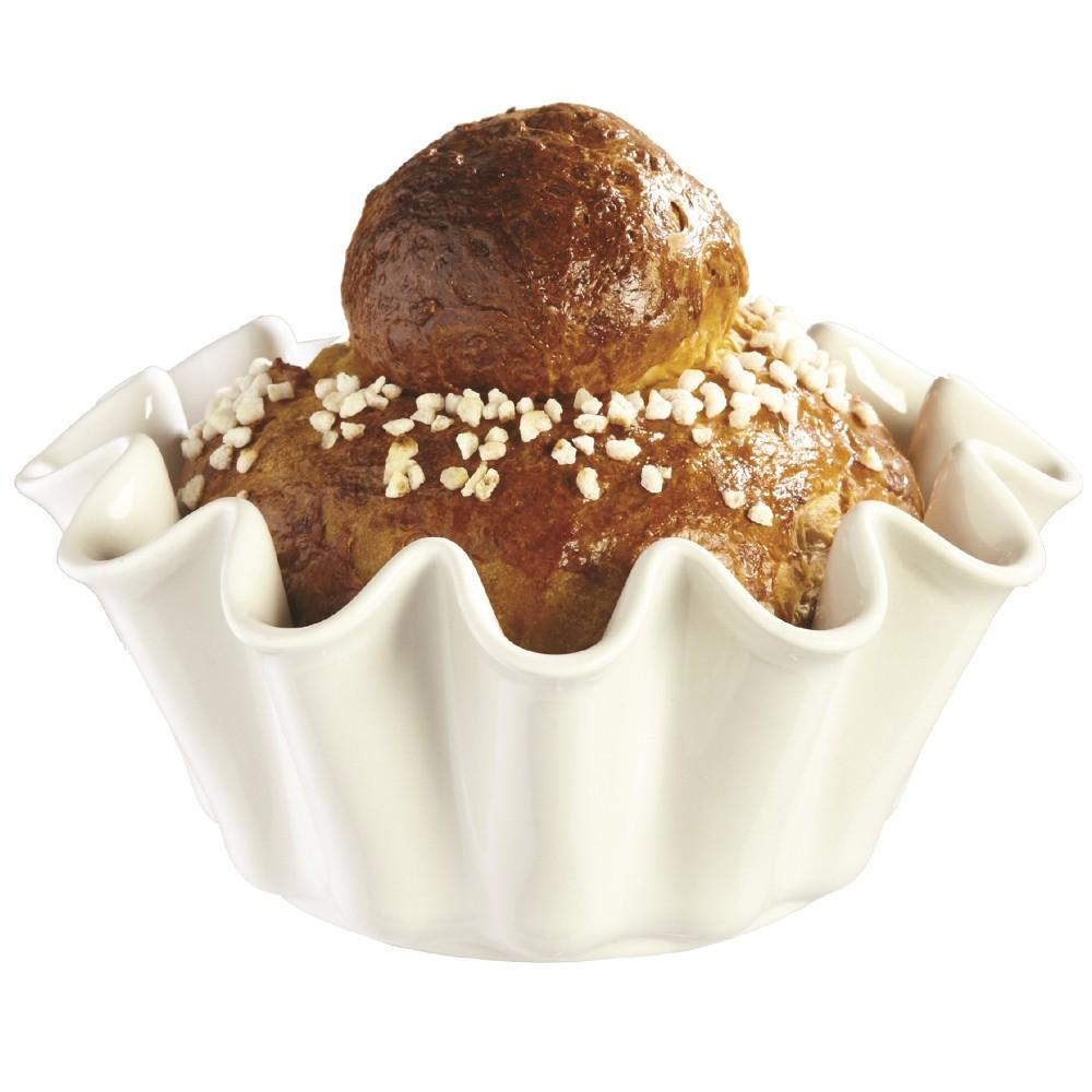 Онлайн каталог PROMENU: Форма для выпечки кекса Emile Henry, 23 см, бежевый Emile Henry 026287