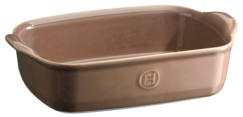 Онлайн каталог PROMENU: Форма для запекания с ручками Emile Henry, 22x14 см, коричневый                               969649