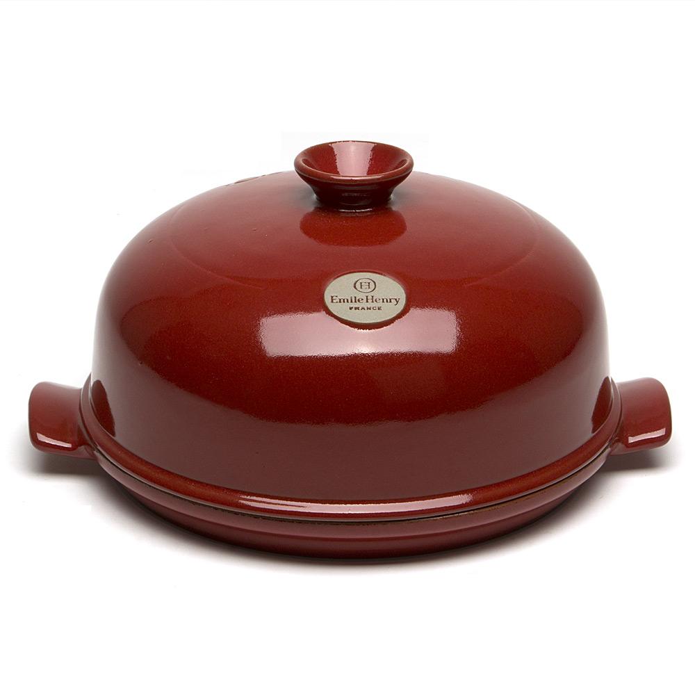 Форма с крышкой для выпечки хлеба Emile Henry, 33,5x28,5x16,5 см, красный Emile Henry 349108 фото 1