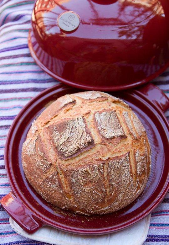Форма с крышкой для выпечки хлеба Emile Henry, 33,5x28,5x16,5 см, красный Emile Henry 349108 фото 5