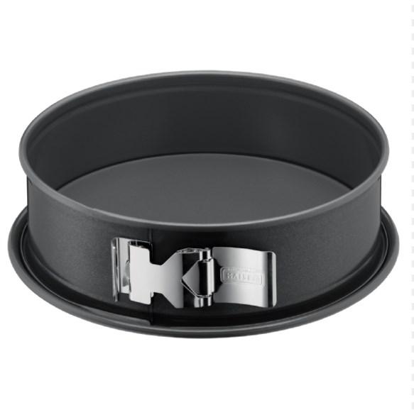 Онлайн каталог PROMENU: Форма со съёмным бортом Kaiser Backform LA FORME PLUS, диаметр 26 см, серебристый                               23 0063 8041