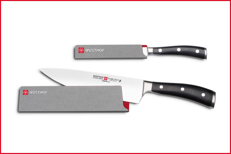 Онлайн каталог PROMENU: Футляр защитный для ножей до 20 см Wuesthof 9920-5