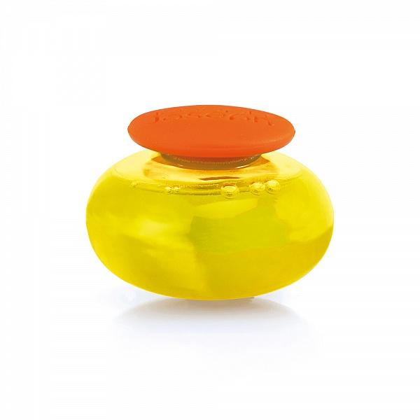 Губка с капсулой для жидкого мыла Joseph Joseph soapy sponge, 12x7x4,5 см, оранжевый Joseph Joseph 85073 фото 2