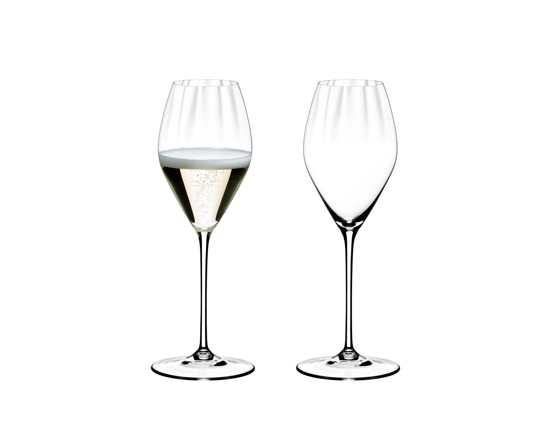 Онлайн каталог PROMENU: Hабор бокалов для CHAMPAGNE Riedel PERFORMANCE, объем 0,375 л, прозрачный, 2 штуки                               6884/28