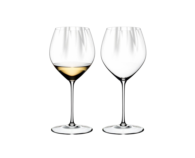 Онлайн каталог PROMENU: Hабор бокалов для белого вина CHARDONNAY Riedel PERFORMANCE, объем 0,727 л, прозрачный, 2 штуки                                   6884/97