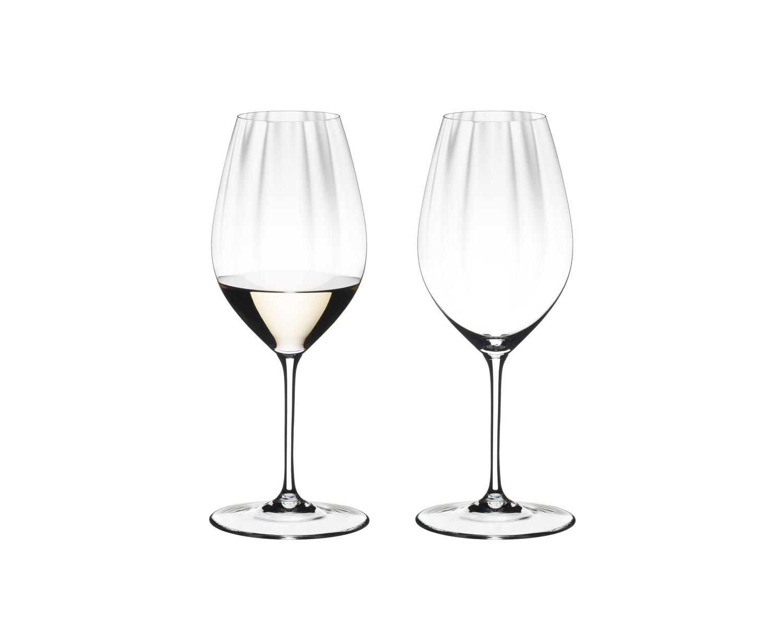 Онлайн каталог PROMENU: Hабор бокалов для белого вина RIESLING Riedel PERFORMANCE, объем 0,623 л, прозрачный, 2 штуки                                   6884/15