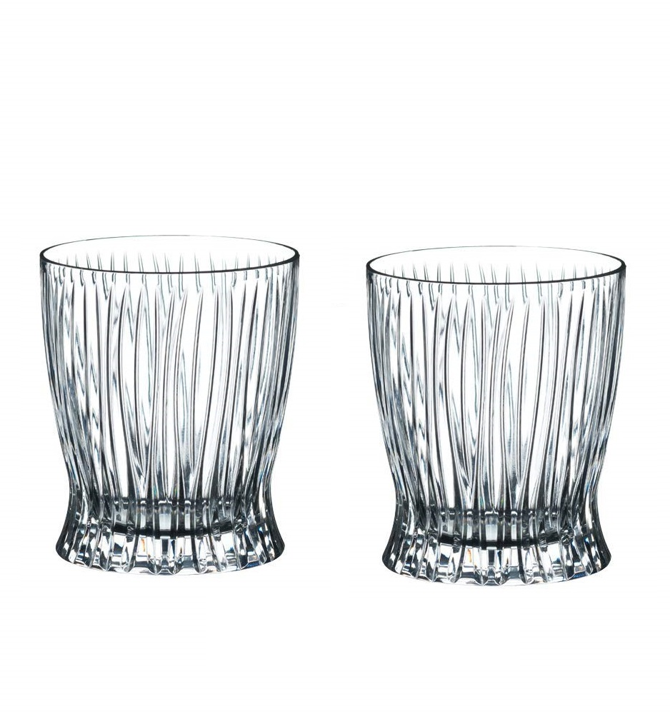 Онлайн каталог PROMENU: Hабор из 2 стаканов FIRE WHISKY Riedel TUMBLER COLLECTION,  0,295 л, прозрачный, 2 штуки                               0515/02 S1