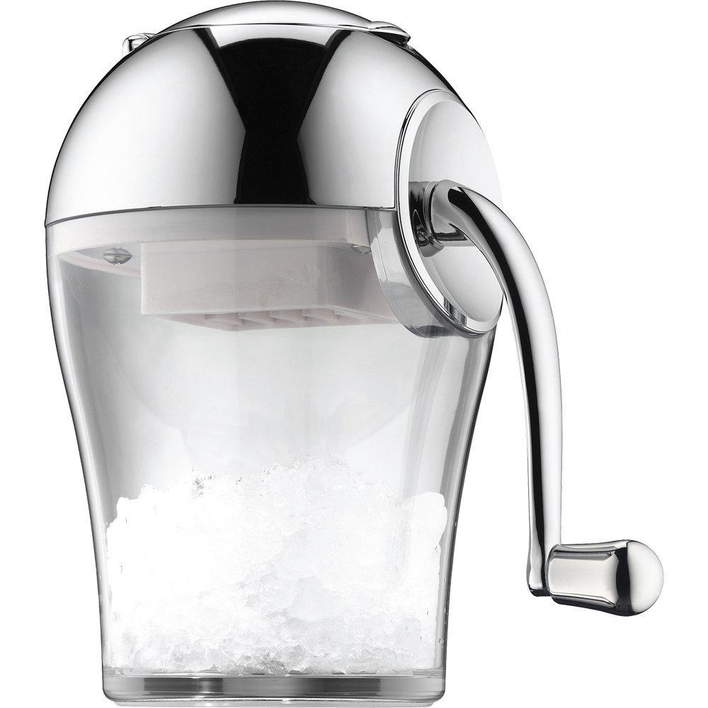 Онлайн каталог PROMENU: Измельчитель для льда WMF, диаметр 14,5 см, высота 23 см, прозрачный с серебристым WMF 06 1792 6040