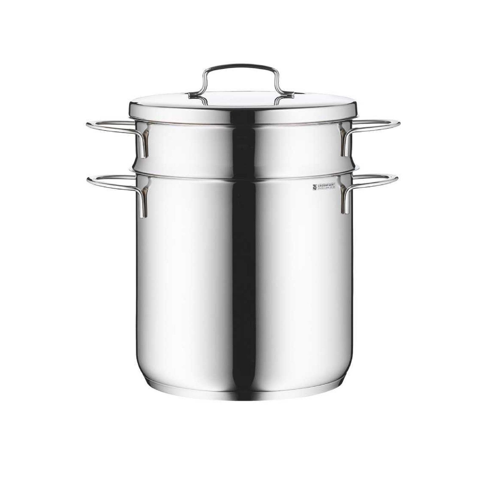 Кастрюля для спагетти WMF Mini, объем 3 л, серебристый WMF 07 1882 6040 фото 1