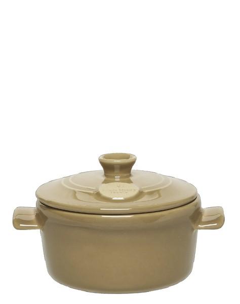 Онлайн каталог PROMENU: Кастрюля с крышкой индивидуальная Emile Henry, объем 0,3 л, коричневый                               964533