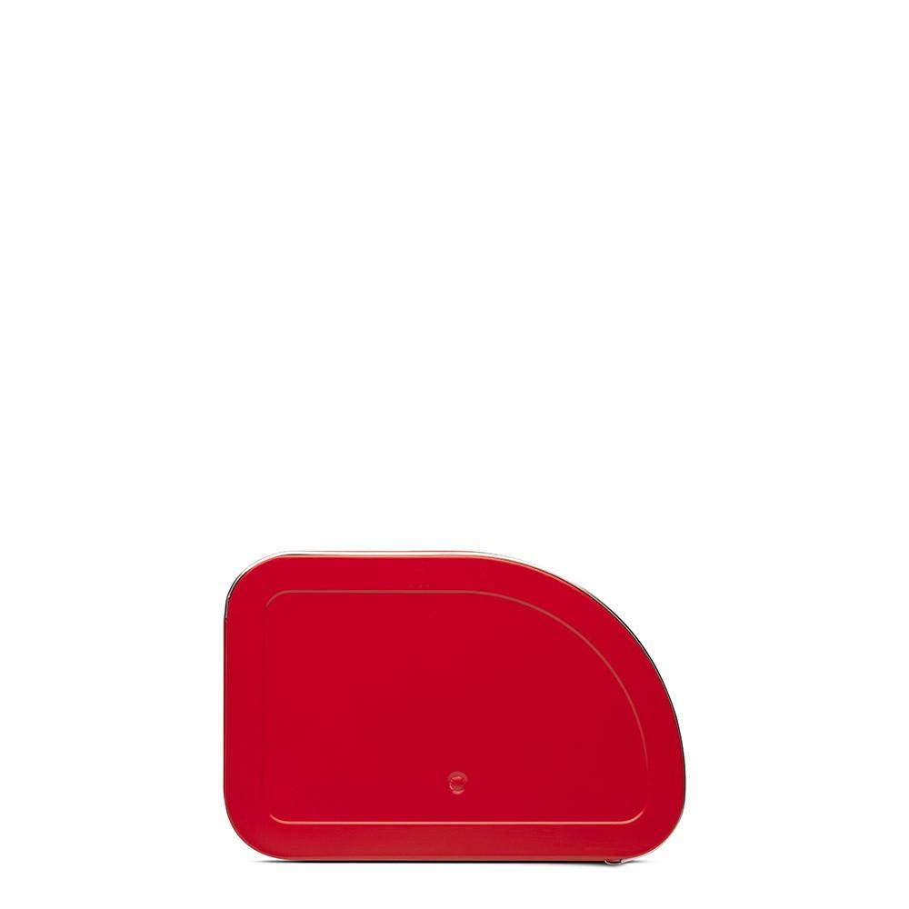 Хлебница с выдвигающейся крышкой Brabantia, 44,5х27х17,5 см, красная Brabantia 484001 фото 2