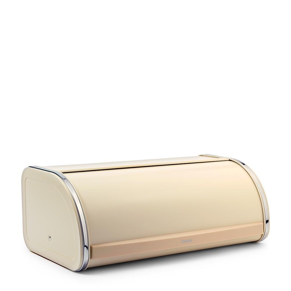 Хлебница с выдвигающейся крышкой Brabantia, 47,9х27,6х18,9 см, бежевая Brabantia 380327 фото 1
