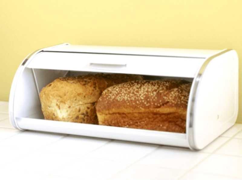 Хлебница с выдвигающейся крышкой Brabantia, 44,5х27,6х18,9 см Brabantia 173325 фото 3