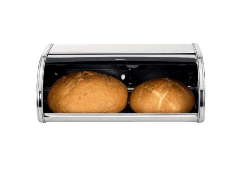 Хлебница с выдвигающейся крышкой Brabantia, 44,5х27,6х18,9 см Brabantia 173325 фото 1