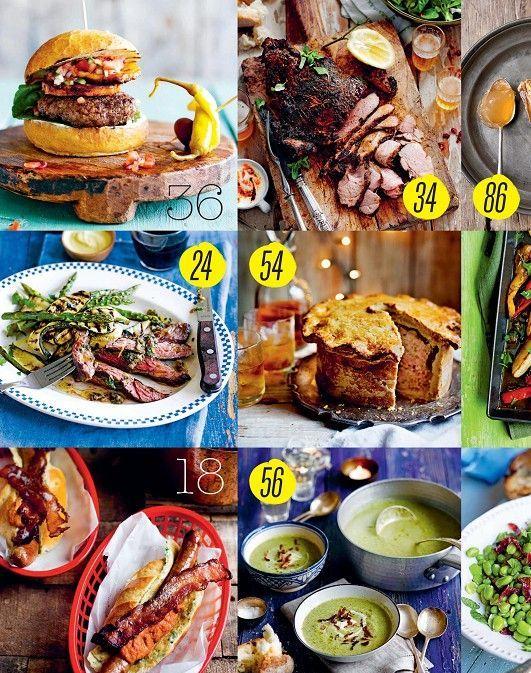 """Книга """"Выбор Джейми. Блюда из мяса"""" Books Books JO8 фото 3"""